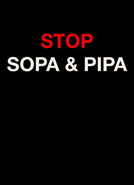 Free Thought Lebanon: Stop PIPA & SOPA