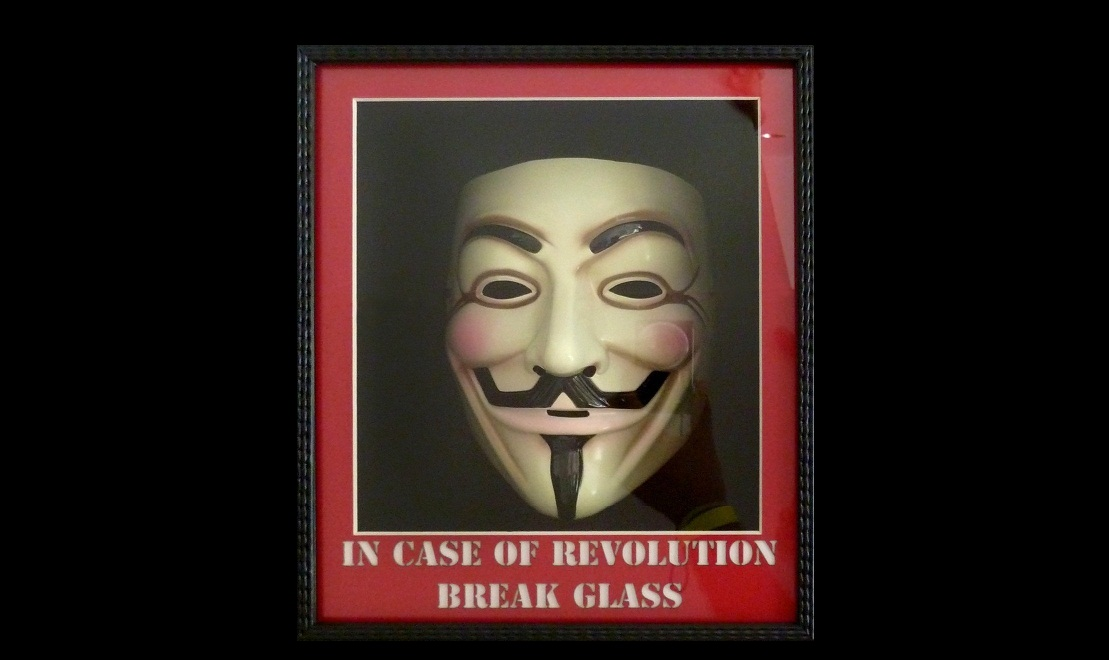 "This week under ""Spotlight"": V, Guy Fawkes, And The History Behind The Mask."